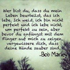 Best pictures, videos and sayings and new funny faceboo are coming every day … – Bavece Motivational Quotes, Inspirational Quotes, German Quotes, Truth Of Life, Facebook Humor, True Words, Bob Marley, Deep Thoughts, Be Yourself Quotes