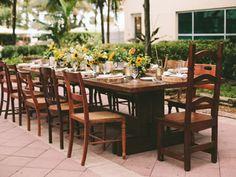 West Palm Beach Waterfront Wedding