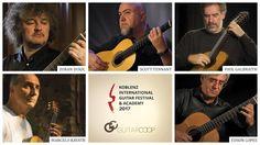 MAPA DA CULTURA: Violonistas da plataforma digital GuitarCoop participam do Festival de Koblenz, na Alemanha (De 29/05 até 05/06)