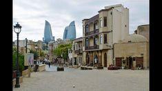 """Baku, a """"kaszpi Dubai"""" és Azerbajdzsán legszebb tájai Dubai, Tao, Solar, Street View, Black And White"""