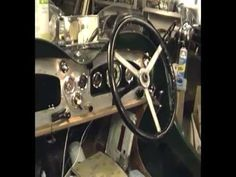 Austin 7 Seven Channel  Designing and Making the Vintage Dashboard for M...