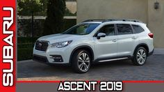 2019 SUBARU ASCENT | AUTO WORLD. RU