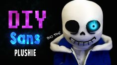 I'm SUPER excited to share with you my DIY Undertale Sans sock plushie!! Sans took me the loooongest time to make because this creation is different from wha...