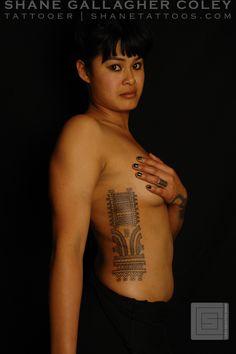 Solomon Islands tattoo