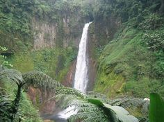 Costa Rica is so amazing that you can find spectacular waterfalls near San Jose! Toro Waterfall is one of it...