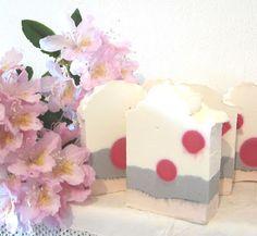 Pomegranate Noir Fragrance soap