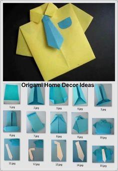 Fresh Simple origami Dress Step by Step Instructions Simple origami Dress Step by Step Instructions . Fresh Simple origami Dress Step by Step Instructions . Step by Step Instructions How to Make origami A Penguin Origami Design, Instruções Origami, Origami Shirt, Origami Dress, Origami Ball, Origami Star Box, Origami Fish, Useful Origami, Simple Origami