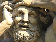 Pavillon Vendôme, Aix en Provence, Bouches-du-Rhône Aix En Provence, Provence France, Southern France, France Europe, Knock Knock, Sculptures, Stairs, Magic, Doors