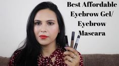 Today I am sharing best affordable eyebrow mascara avialable in the Indian market. These eyebrow gels are very affordable and best for beginners. Essence Make Me Brow, Brow Mascara, Brow Tinting, Beauty Review, Professional Makeup, Indian Beauty, Eyebrows, Top, Eyebrow Tinting