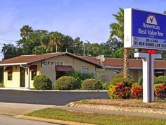 Daytona Beach (FL) Americas Best Value Inn United States, North America Americas Best Value Inn is perfectly located for both business and leisure guests in Daytona Beach (FL). The hotel offers a wide range of amenities and perks to ensure you have a great time. Car park, airport transfer, laundry service, pets allowed, shuttle service are there for guest's enjoyment. Guestrooms are fitted with all the amenities you need for a good night's sleep. In some of the rooms, guests c...