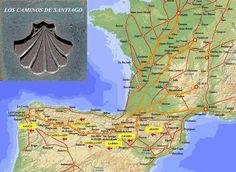 El Camino De Santiago Trail | Camino de Santiago clave del pensamiento occidental