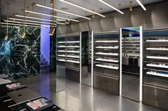 Hawkers Madrid Store by CuldeSac Custom Retail, Madrid – Spain » Retail Design Blog
