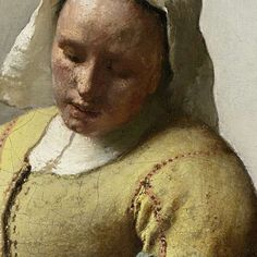 The Milkmaid, Johannes Vermeer, c. 1660                           Add to your set. This object has already been added       5,473       time...