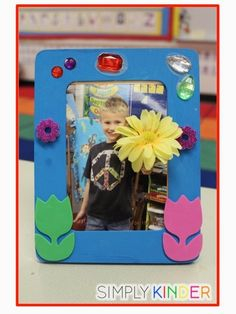 Mother's Day Frame &