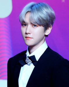 "611 Likes, 2 Comments -  Byun Baekhyun™ (@princebaekie) on Instagram: ""171201 - #Baekhyun - 2017 Mnet Asian Music Awards in Hong Kong  ___ ( ©SunLight ) """