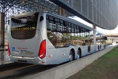 (Brazil) Urban bus - body: Caio; chassis: Mercedes-Benz.