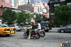 A great day to be a biker in NYC.    Owen loves friends.  Would you like his page?  (And you get to see more TOP SECRET pics!)    He's trying to get 100 Fans on his Facebook page:   www.facebook.com/owentales Secret Photo, American Sign Language, Service Dogs, New Books, How To Find Out, Biker, Fans, Nyc, Apple