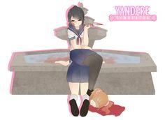 Yandere Simulator by Meggiemoooooo on @DeviantArt