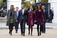 The Obama Ladies Do Fall's Biggest Trends Just Right #Refinery29