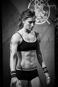 Fitness Goals, to be strong and look like this Another amazing CrossFit photo from Mary Siani Photography!