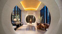 Wilson Associates, Ranked #4. Project:Hyatt Regency Chongming. Location: Shanghai, China. Photography courtesy of Hyatt. / Get started on liberating your interior design at Decoraid (decoraid.com)