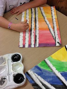 Mrs. Allen's Art Room: Fourth Grade Art
