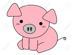 cartoon pig - Google Search