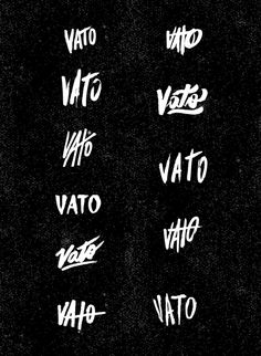 VATO on Behance