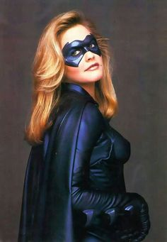 """Alicia Silverstone as Batgirl from the film """"Batman  Robin, loved the movie and her character in it."""