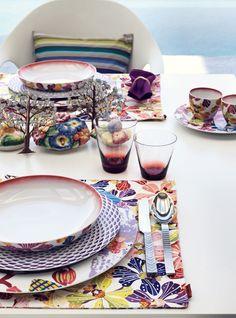 Missoni Home Tableware 2015