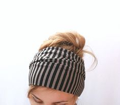 Hey, I found this really awesome Etsy listing at https://www.etsy.com/listing/205162919/striped-head-scarf-long-jersey-head-wrap
