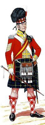 Sergeant of Highlander
