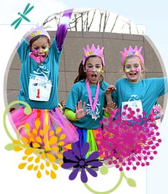 """Girls on the Run: When Efforts to """"Empower"""" Girls Go Wrong » Sociological Images"""