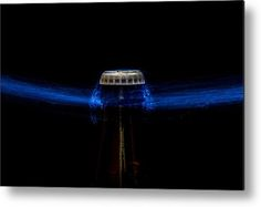 Beer Bottle Metal Print featuring the photograph Telekinesis by Marnie Patchett