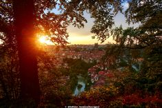 SUNSET SUR FRIBOURG - TOUSDESANGES Switzerland, Photo S, Celestial, Sunset, Outdoor, Angel, Photography, Sunsets, Outdoors