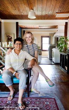 Kristen Harper & Michelle Flores