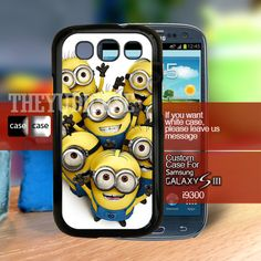 despicable me Samsung Galaxy S3 Case