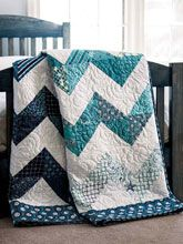 By the Sea Quilt Pattern from ShopFonsandPorter.com