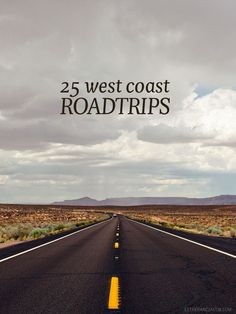 Here's our guide to road trip America with 25 west coast road trips including San Francisco, Crater Lake, Olympic National Park, Seattle, plus many more! Road Trip Usa, West Coast Road Trip, Usa Roadtrip, Oh The Places You'll Go, Places To Travel, Travel Destinations, Places To Visit, West Coast Usa, Südwesten Usa