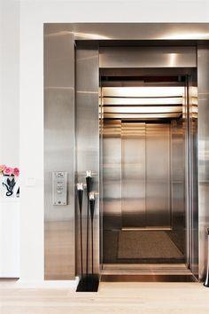 El ascensor hasta casa