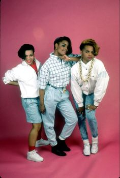 Salt N Pepa!  Vintage Fashion Moments