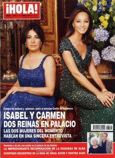 ¡HOLA! Nº 3592 - 05/05/13 - #revistas #revistahola #magazines #quiosco #prensa