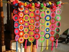 Decoración colorida / Colorful decoration