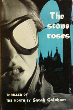 ...hmm, this title **sounds familiar** http://bit.ly/IdQYWJ   Jacket design by Christopher Macartney-Filgate for Sarah Gainham's 1959 spy thriller The Stone Roses