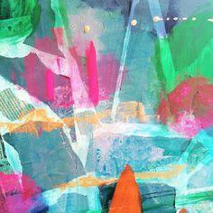 SPOTLIGHT on Australian Artist Jess Crawford.... Raising Teenagers, Some Times, Australian Artists, About Me Blog, Spotlight, Instagram Posts, Crafts, Painting, Play