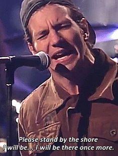 "thepowerofgrunge: ""Oceans | Pearl Jam (MTV Unplugged). """