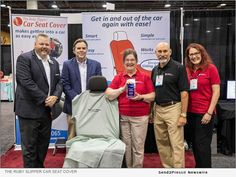 Bronze Award, Ruby Slippers, The Inventors, Medical News, Car Seats, Ruby Red Slippers
