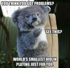You think you got problems
