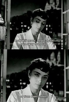Epitome of class, poise and beauty. They don't make them like they used to. Audrey Hepburn - Sabrina (1954)