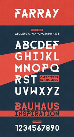 FARRAY FONT /// FREE DOWNLOAD on Behance